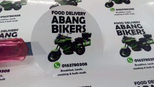 Tempah Sticker Produk